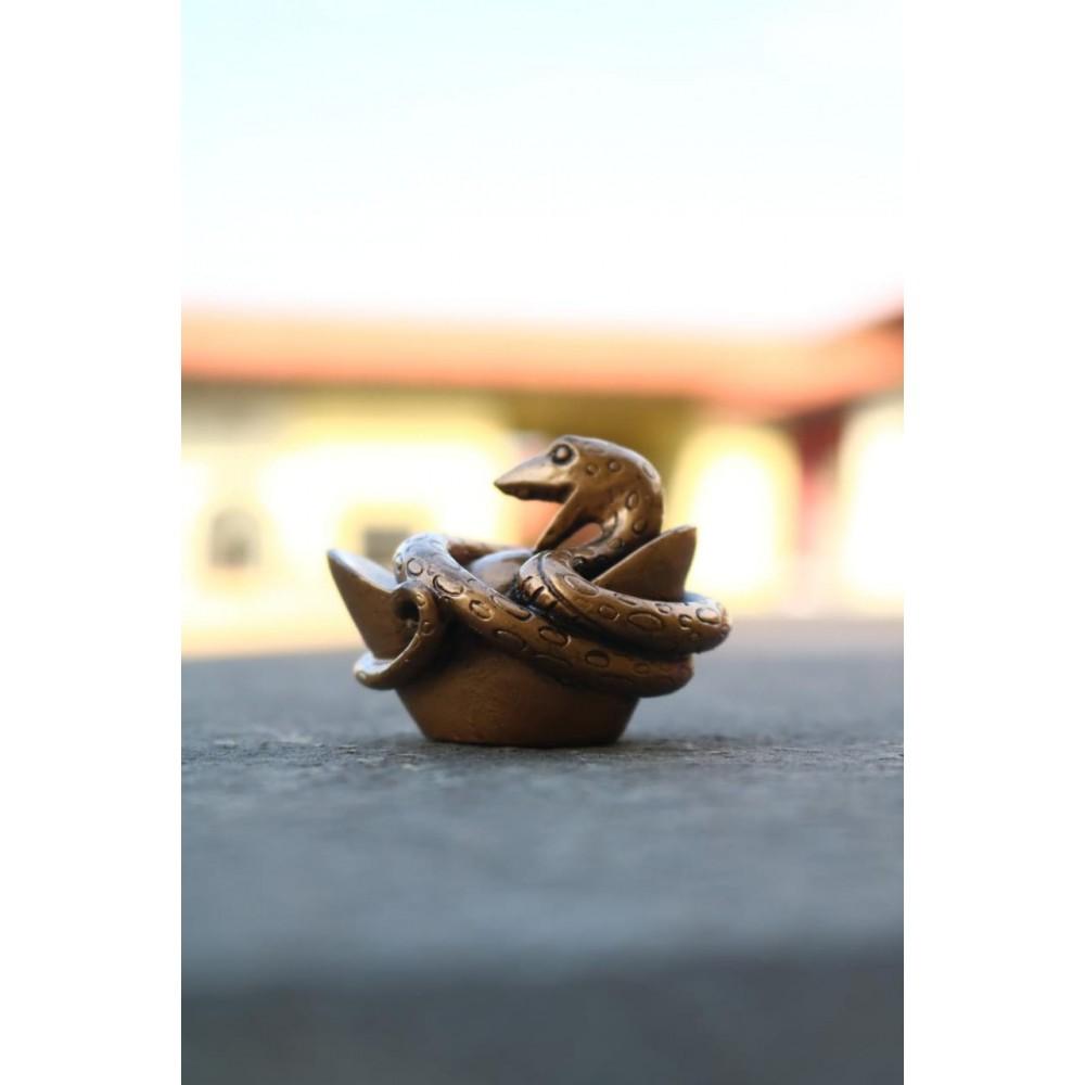 Статуэтка Змея маленькая