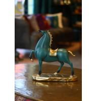 """Статуэтка """"Победная Лошадь"""" из бронзы"""