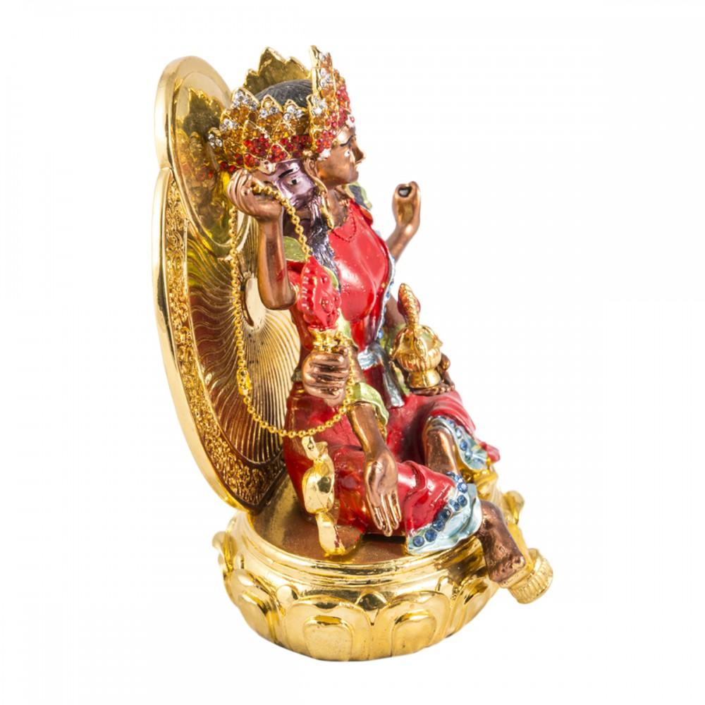 Статуэтка Богиня Богатства Васудхара