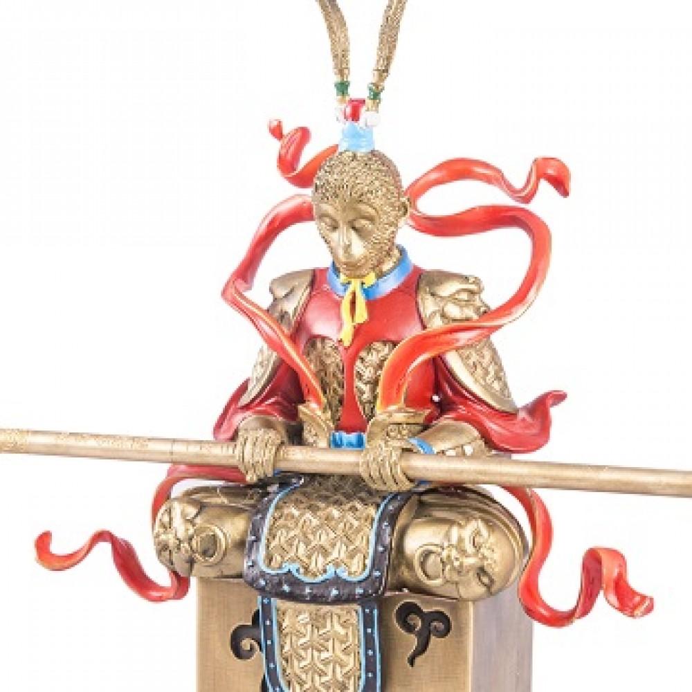 Статуэтка Царь обезьян сидящий