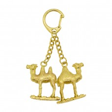 Брелок пара верблюдов