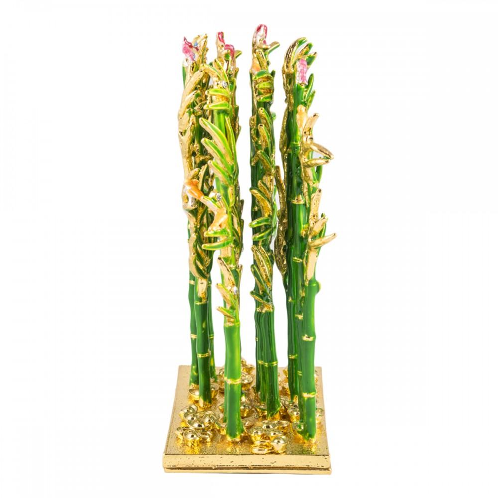 Статуэтка восемнадцать бамбуков - символ удачи
