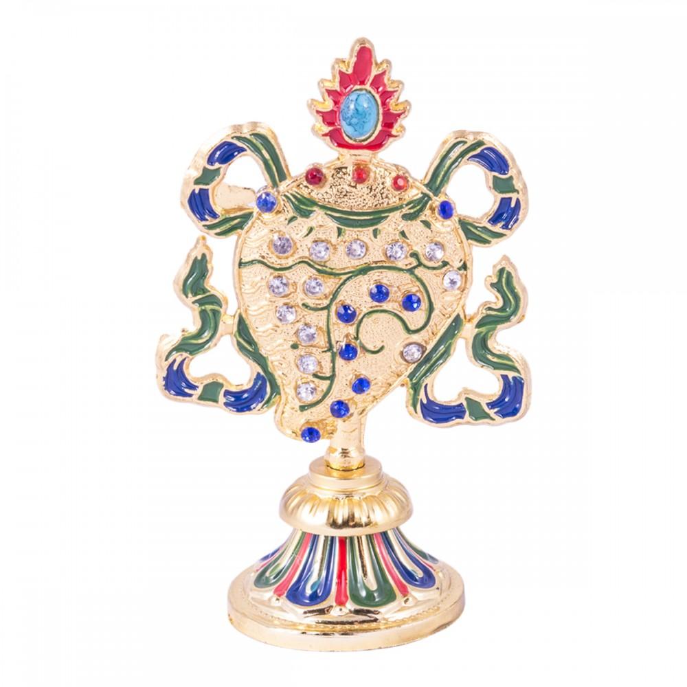 Статуэтка одна из 8 благотворных символов цветная