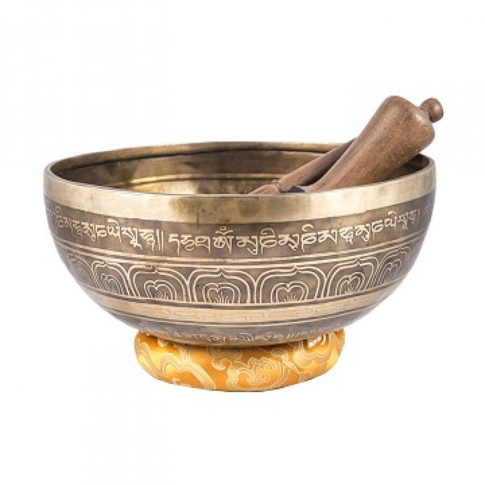 Поющие чаши Буддой медицины большая
