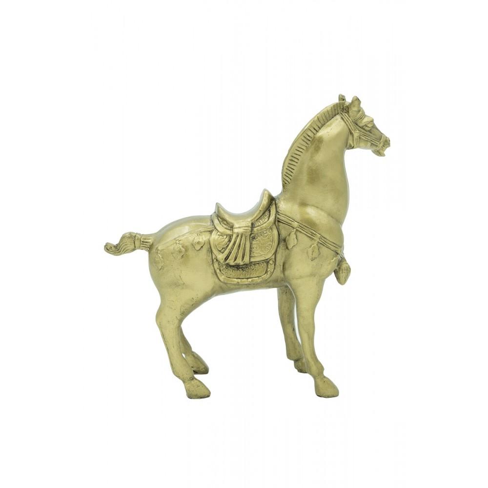 Статуэтка Пара лошадей смола