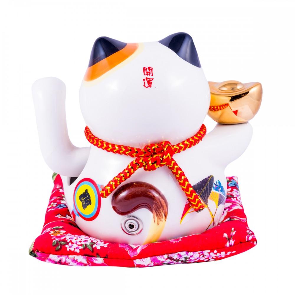Статуэтка Манящий кот
