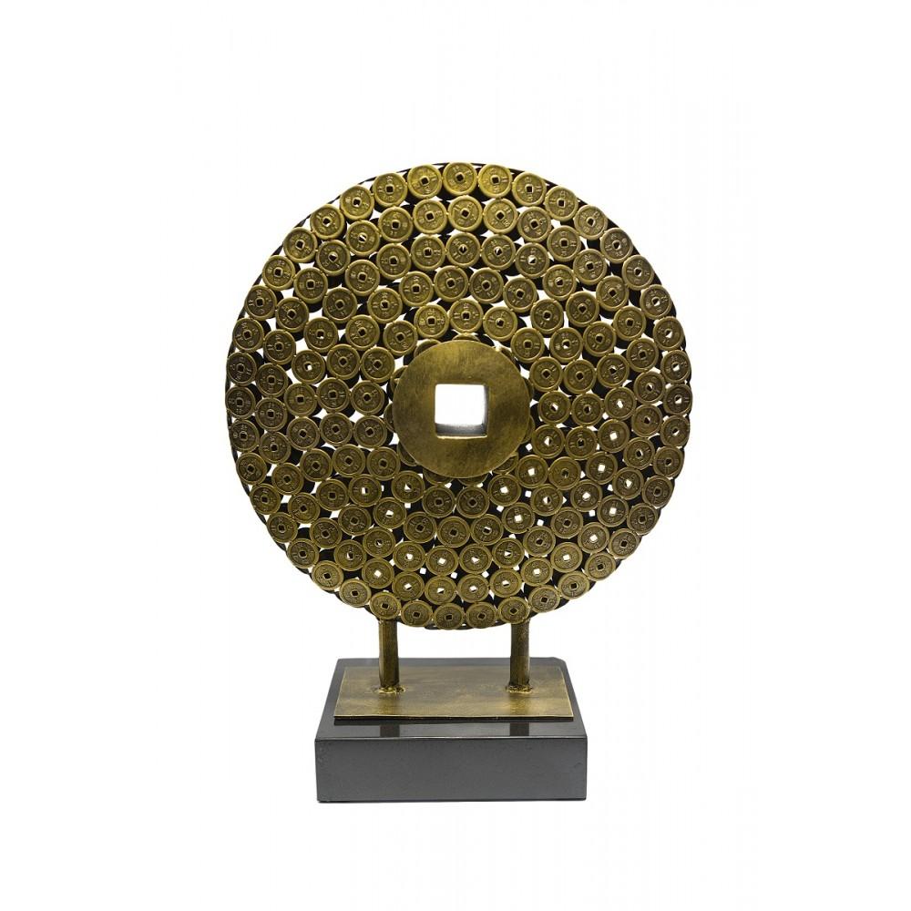 Статуэтка Подставка монеты маленькая