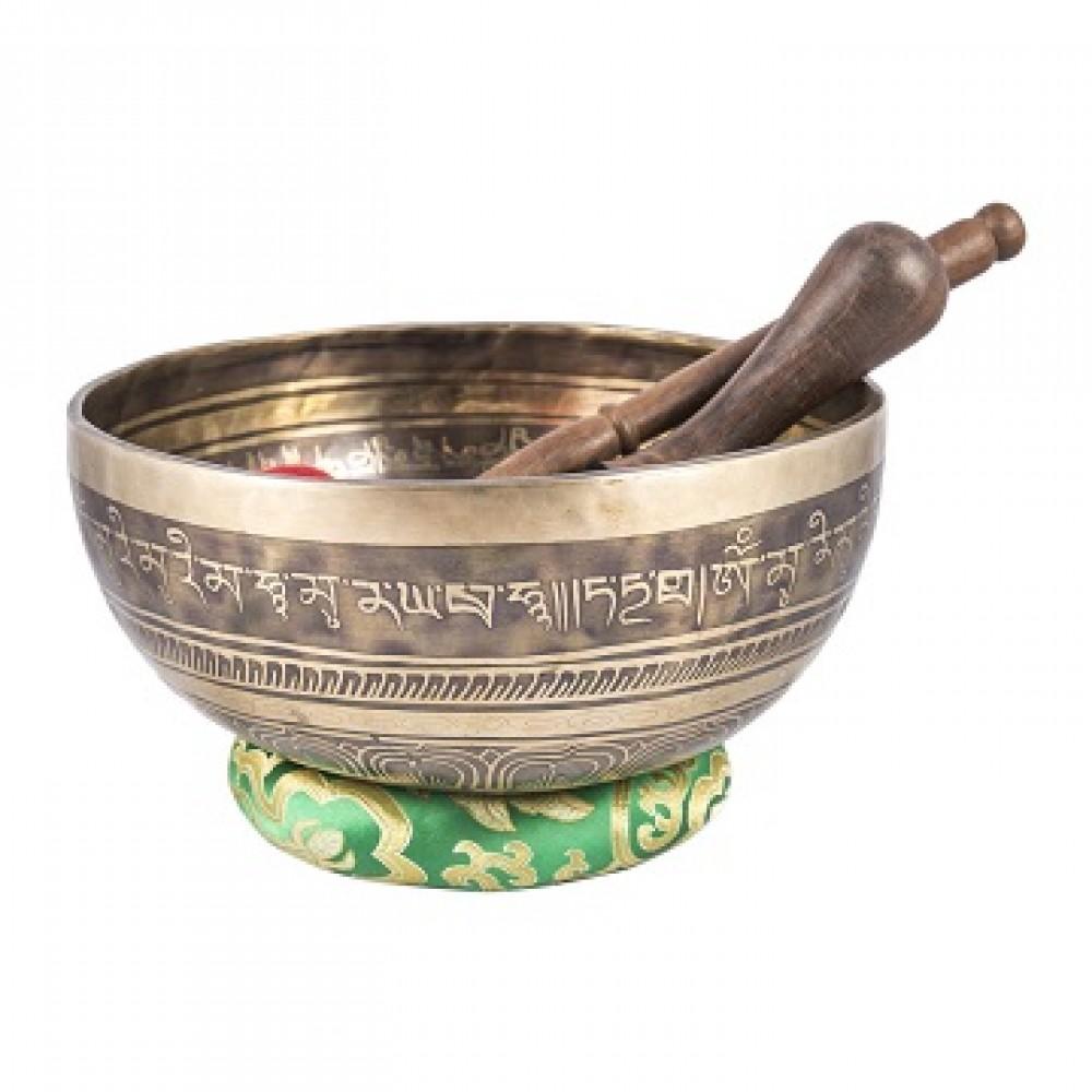 Поющие чаши Буддой медицины средний