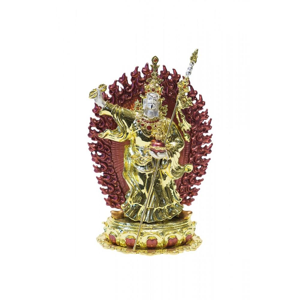 Статуэтка Гуру ринпоче золото