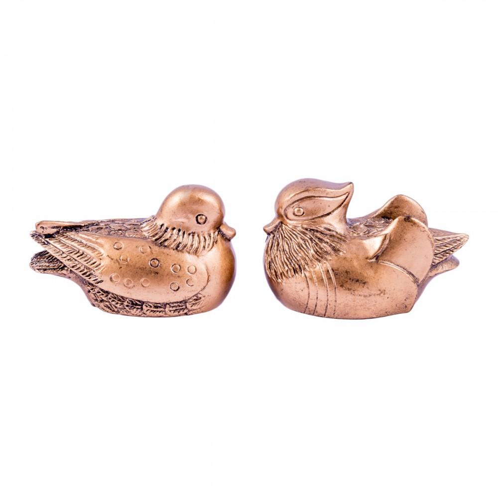 Статуэтка Утки мандаринки отдельные смола