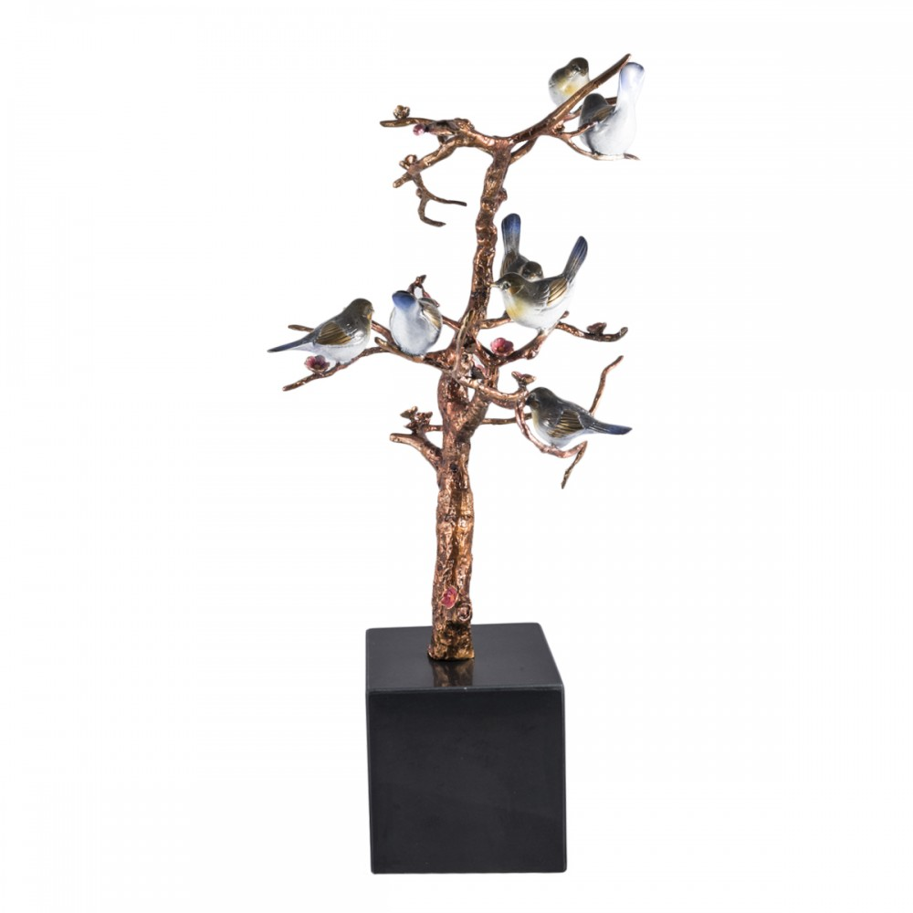 Статуэтка Дерево с птицами