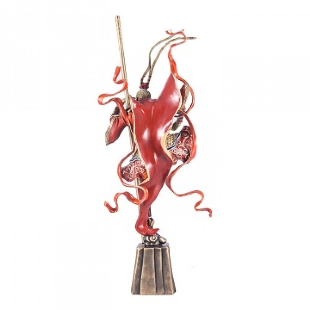 Статуэтка Царь обезьян стоящий на одной ноге