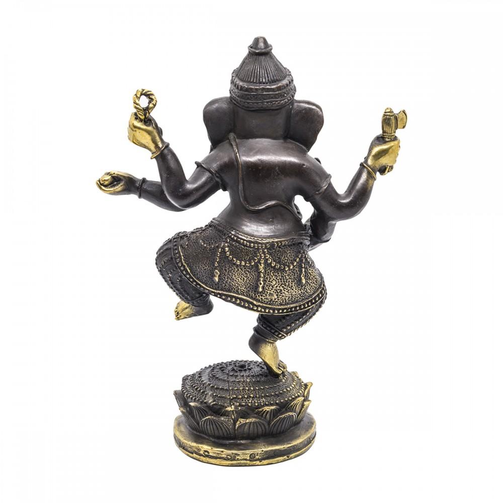 Бронзовая статуэтка Ганеши