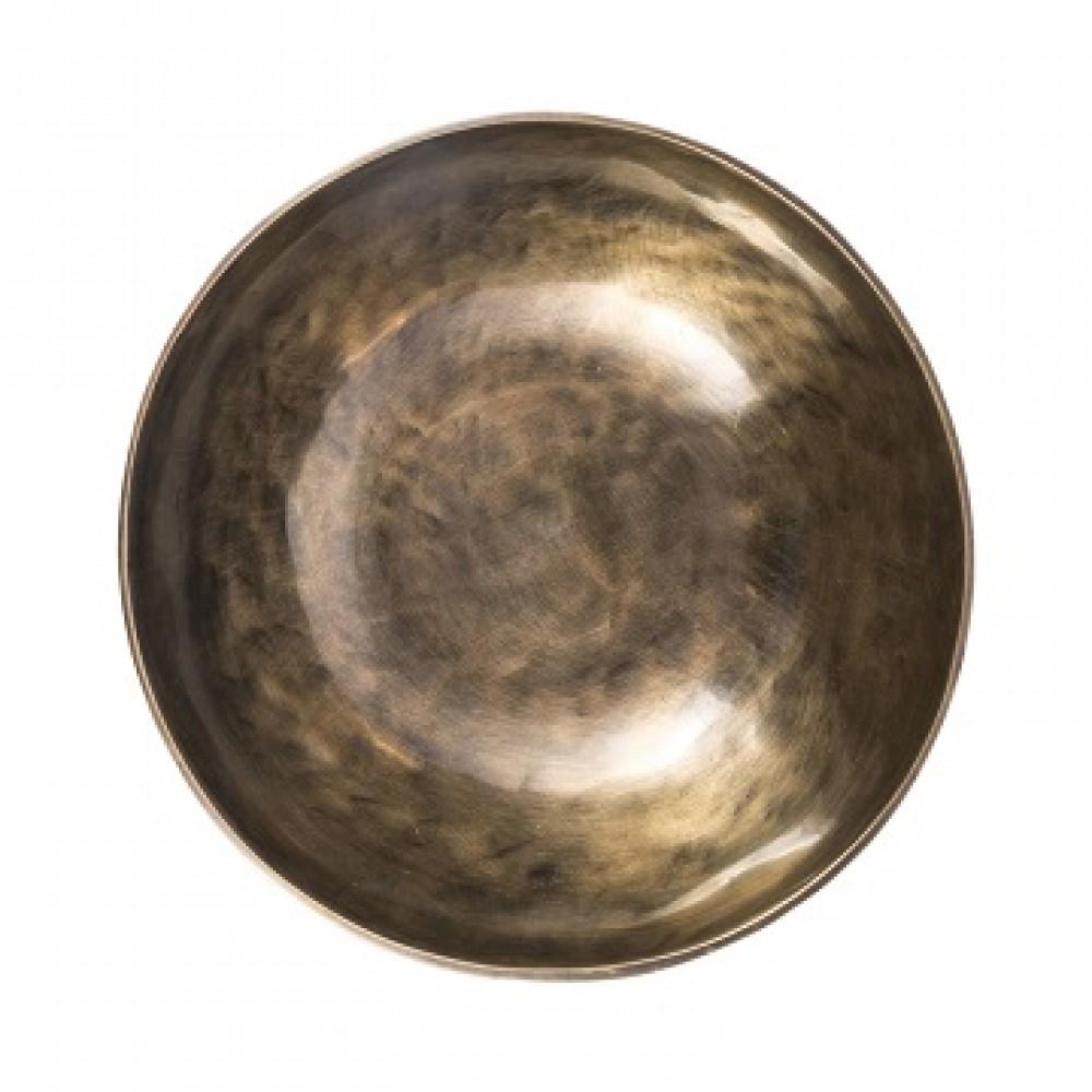 Поющие чаши лунные, из Непала большой 28см