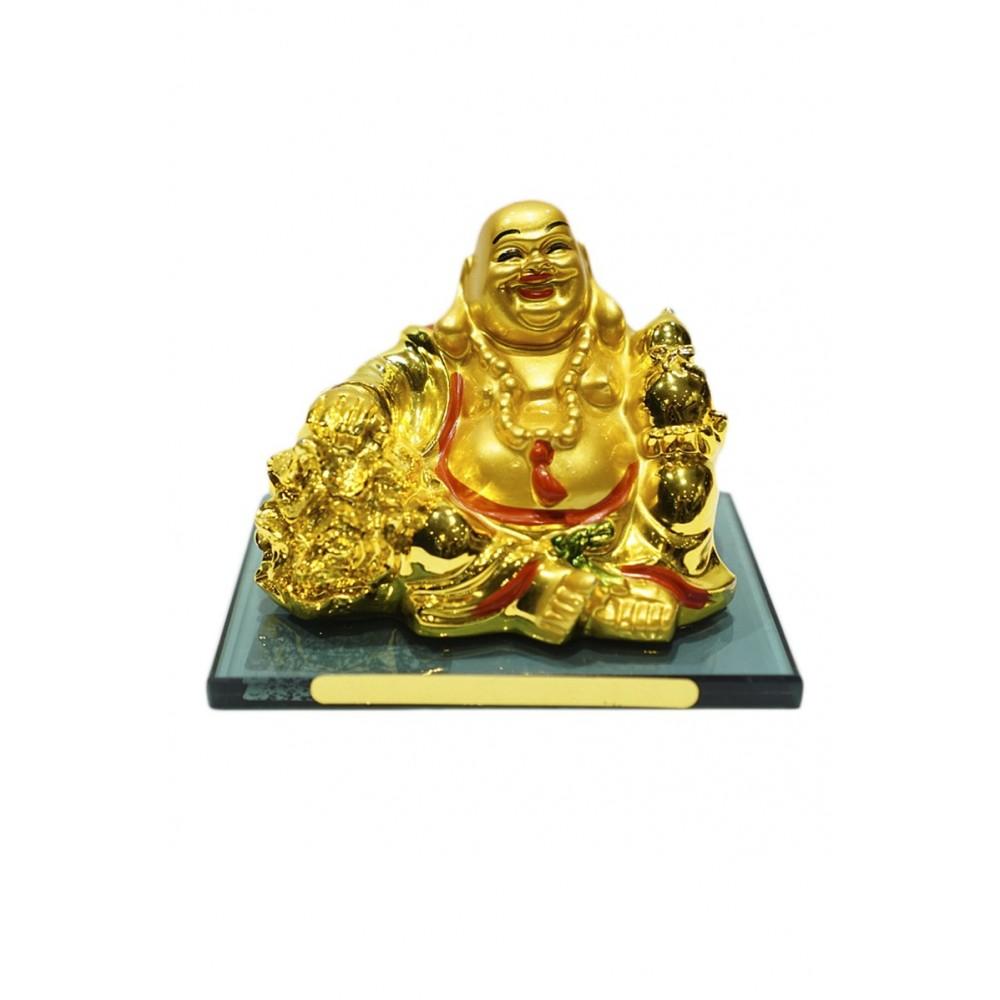 Статуэтка Золотой Хоттей с Тыквой У-лоу