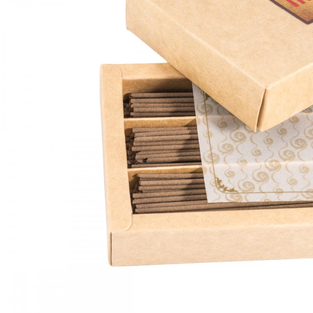 Благовония в коричневой коробочке