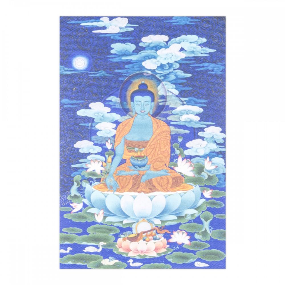Картина Будда медицины, холст