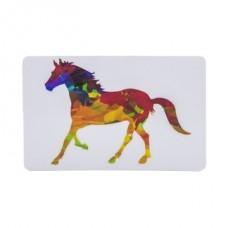 Карточка 12 животных с лошадью