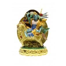 Статуэтка Богиня молодости и красоты с голубым телом
