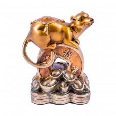 Статуэтка Крыса бронза