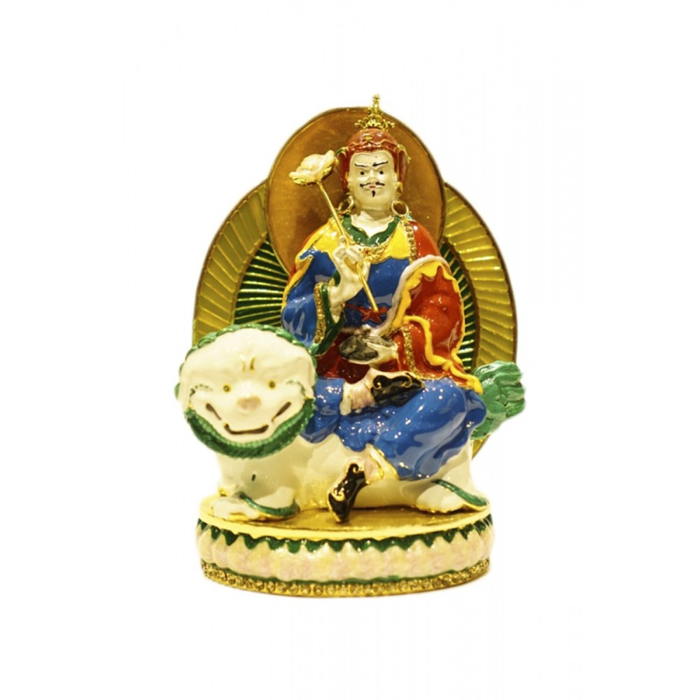Статуэтка Оргьен Норла с мангустом для защиты дома и привлечения богатства